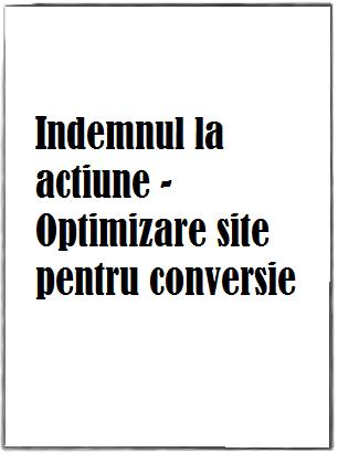 optimizare site indemnul la actiune